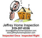 Jeffrey Home Inspection